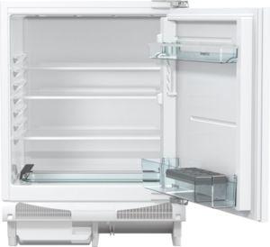 Хладилник за вграждане Gorenje RIU6091AW, Клас А+, Обем 144 л, Бял